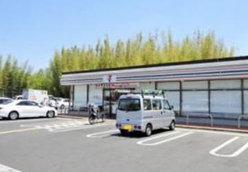 セブン-イレブン長岡京西ノ口店 徒歩13分