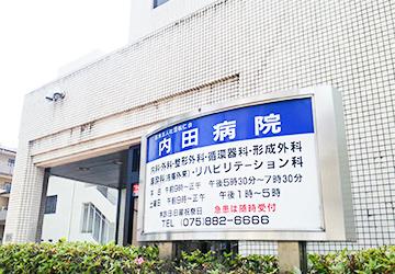 内田病院 徒歩7分