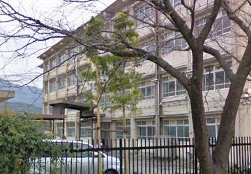 京都市立洛北中学校 徒歩10分