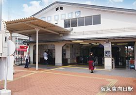 阪急東向日駅
