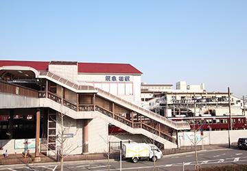 阪急京都線「桂」駅 徒歩18分