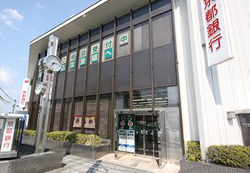 京都銀行上桂支店 徒歩11分