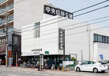 京都中央信用金庫 梅津支店 徒歩5分