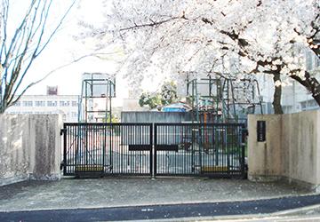 京都市立洛西中学校 徒歩22分