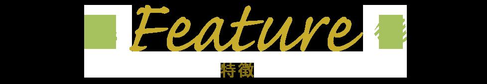 大江三丁目の特徴