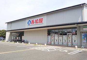 西松屋 嵯峨丸太町通店 徒歩14分