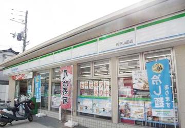 ファミリーマート上桂山田口店 徒歩6分