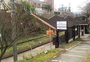 京福電鉄北野線「宇多野」駅 徒歩8分