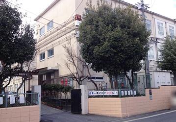 京都市立双ヶ丘中学校 徒歩15分