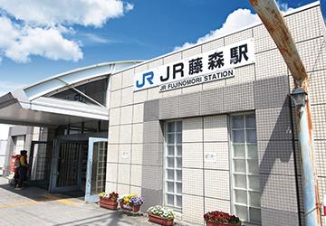 JR奈良線「JR藤森」駅 徒歩4分