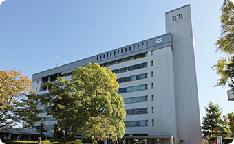 亀岡市役所